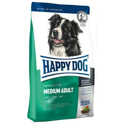 Dog Food Happy Dog Supreme Fit & Well Adult Medium at ... - photo#41