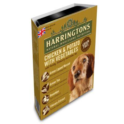 Harringtons Wet Dog Food Reviews