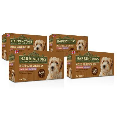 Harringtons Dog Food Owner