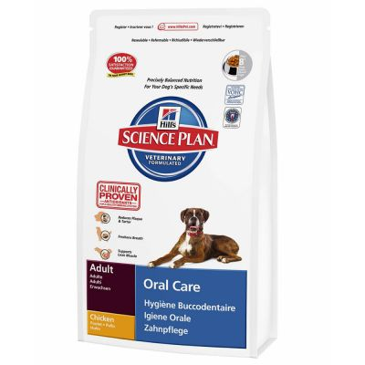 Hill's Canine Oral Care Hundefutter