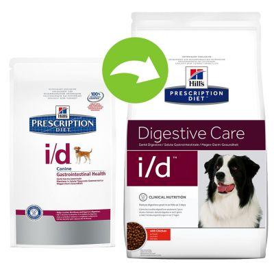 hill 39 s prescription diet canine i d digestive care croquettes pour chien zooplus. Black Bedroom Furniture Sets. Home Design Ideas