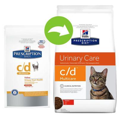 hill 39 s prescription diet c d urinary care multicare croquettes pour chat zooplus. Black Bedroom Furniture Sets. Home Design Ideas