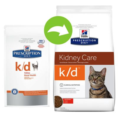 Hills Kd Cat Food Kg