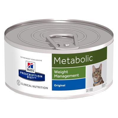 hill s prescription diet feline metabolic g nstig bei zooplus. Black Bedroom Furniture Sets. Home Design Ideas