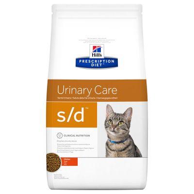 hill 39 s prescription diet feline s d croquettes pour chat zooplus. Black Bedroom Furniture Sets. Home Design Ideas