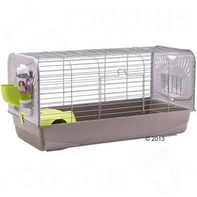 Jaula para conejos | Conejos enanos | Alimentacion | Viviendoconunconejo
