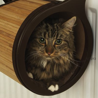 Jolly Moggy Bamboo Radiator Bed For Cats Free P Amp P On