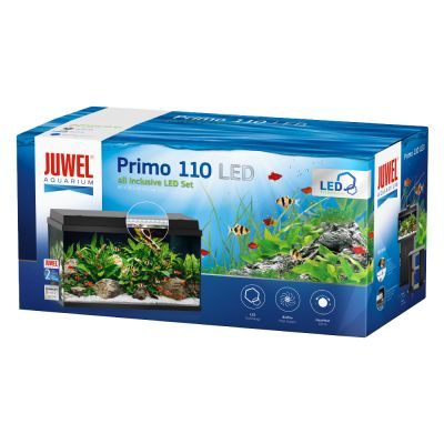 juwel aquarium primo led starter set 110. Black Bedroom Furniture Sets. Home Design Ideas