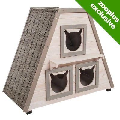 Kattenhuis voor buiten kopen