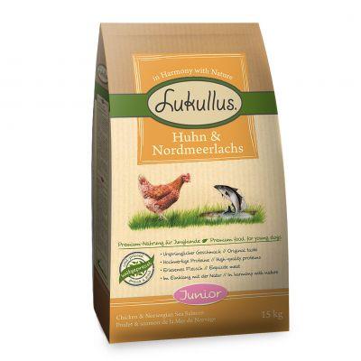 15 kg prémiového krmiva Lukullus za výhodnú cenu!