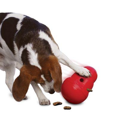 KONG Wobbler juguete interactivo para perros