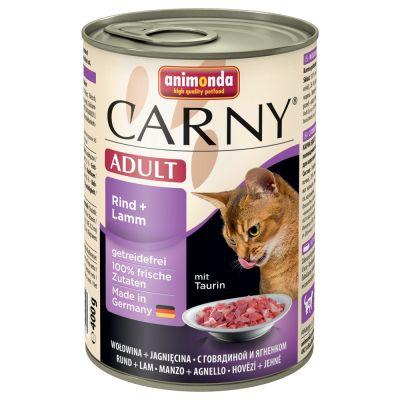 Korzystny pakiet Animonda Carny Adult, 12 x 400 g