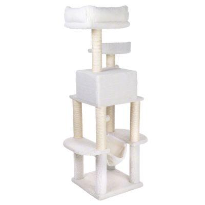 kratzbaum fluffy ii g nstig kaufen bei zooplus. Black Bedroom Furniture Sets. Home Design Ideas