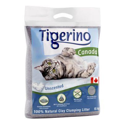 Lettiera Tigerino Canada - senza profumo