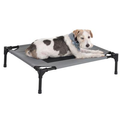 tapis et matelas pour chien prix avantageux chez zooplus lit de camp relax pour chien. Black Bedroom Furniture Sets. Home Design Ideas