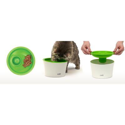 fontaine eau pour chat catit prix avantageux chez zooplus lot abreuvoir catit 2 0 avec. Black Bedroom Furniture Sets. Home Design Ideas