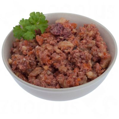 Lukullus Gustico Lamb with Sweet Potato, Sweetcorn & Carrot