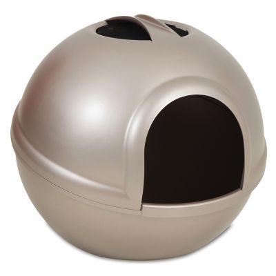 petmate booda dome maison de toilette pour chat zooplus. Black Bedroom Furniture Sets. Home Design Ideas