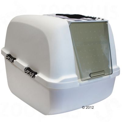 Maison de toilette pour chat Catit White Tiger
