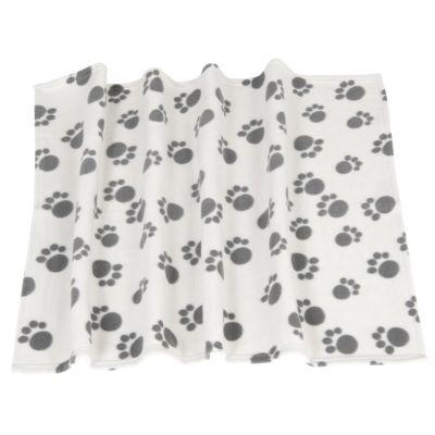 Manta de forro polar Pawty para mascotas