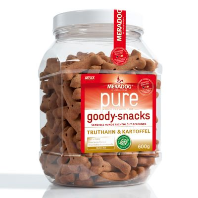 Meradog pure Goody Snacks