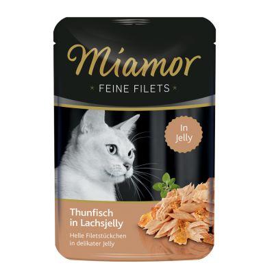 Miamor Feine Filets w saszetkach, 6 x 100 g