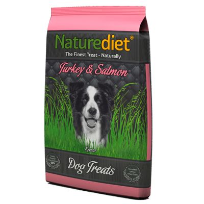 Naturediet snacks para perros 7 x 150 g