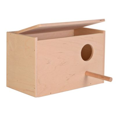 Nesting Box for Budgies