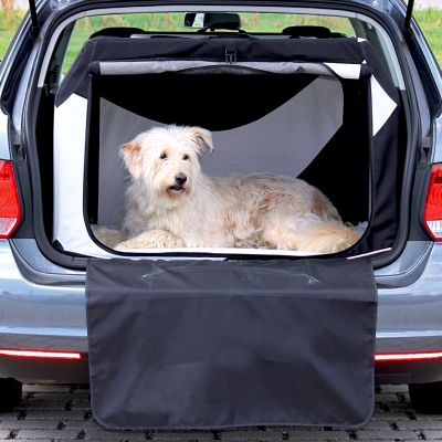 vario niche pliable pour chien zooplus. Black Bedroom Furniture Sets. Home Design Ideas