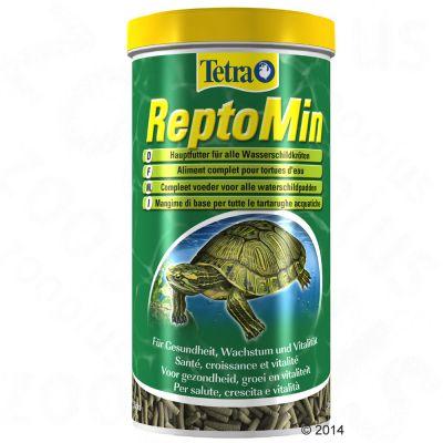 Nourriture en sticks pour tortue d'eau Tetra ReptoMin