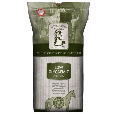 Nourriture pour cheval Mühldorfer Low Glycaemic prebiotic
