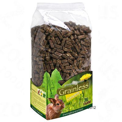 Nourriture pour lapin nain JR Farm Grainless Complete