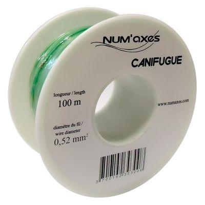 Num'axes Canifugue Small Collier et clôture anti-fugue