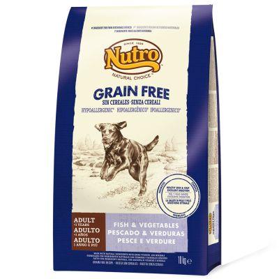 Nutro Natural Choice Grain Free Adult Pescado