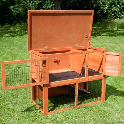 Outback Classic Hutch with Run