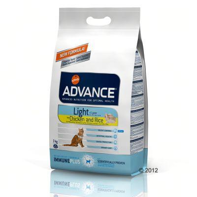 Pack Ahorro: Advance 2 x 3 / 10 / 15 kg pienso para gatos