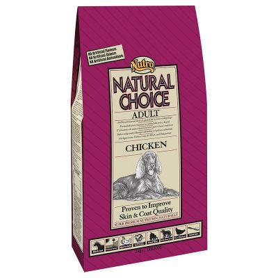 Pack Ahorro: Nutro Natural Choice 2 x 10/12,5 kg