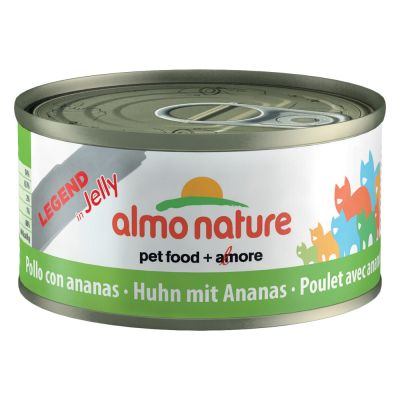 Pack de prueba: Almo Nature Legend 6 x 70 g