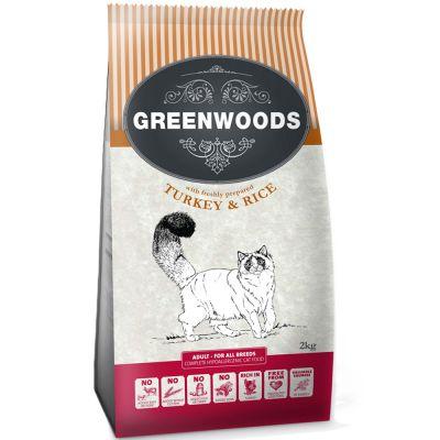 Pack de prueba Greenwoods Naturally Hypoallergenic