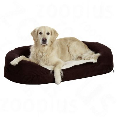 karlie orthobed marron panier pour chien zooplus. Black Bedroom Furniture Sets. Home Design Ideas