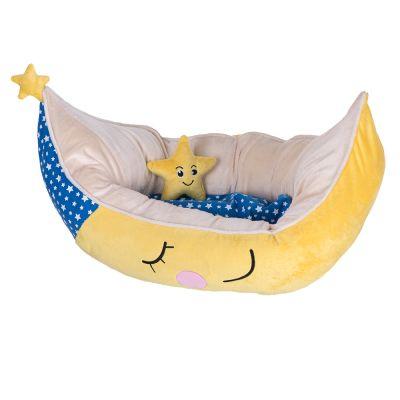 Lune panier pour chat et petit chien zooplus - Couverture pour petit chien ...