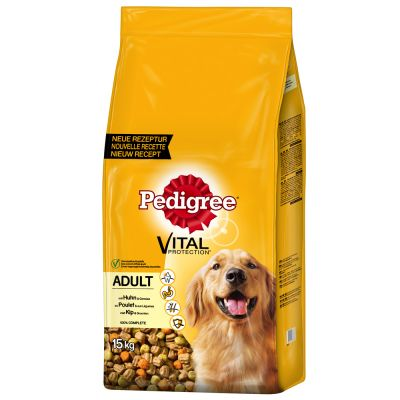 Pedigree Adult Complete - Vital Protection Chicken with Vegetables