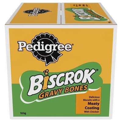 Pedigree Biscrok Gravy Bones