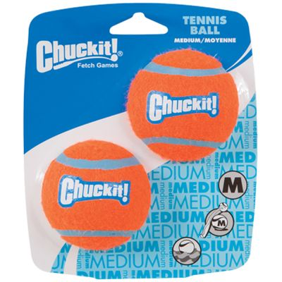 Pelotas de tenis Chuckit! para perros