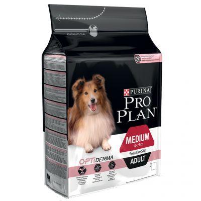 Pro Plan Medium Adult Sensitive Skin saumon, riz pour chien