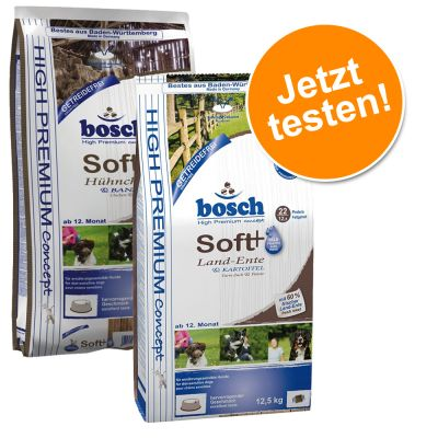 Probierpaket: Bosch Soft 2 Sorten zum Sparpreis