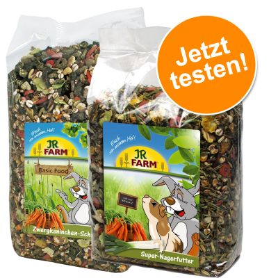 jr farm kaninchenfutter