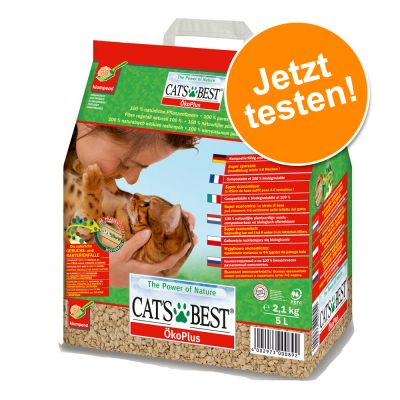 cats best katzenstreu g nstig bei zooplus probierpreis 5 l cat 39 s best ko plus katzenstreu. Black Bedroom Furniture Sets. Home Design Ideas
