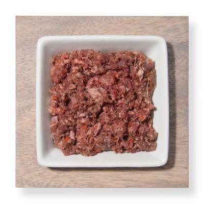 proCani Welpen Menü Rind mit Hühnerhälse, Karotten & Apfel