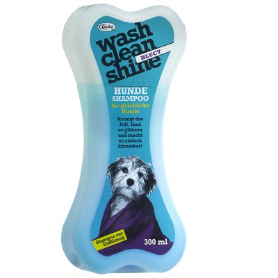 Quiko Wash Clean Shine Blucy champú para perros